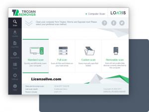 Loaris Trojan Remover 3.1.40.1522 + License Key [Latest]