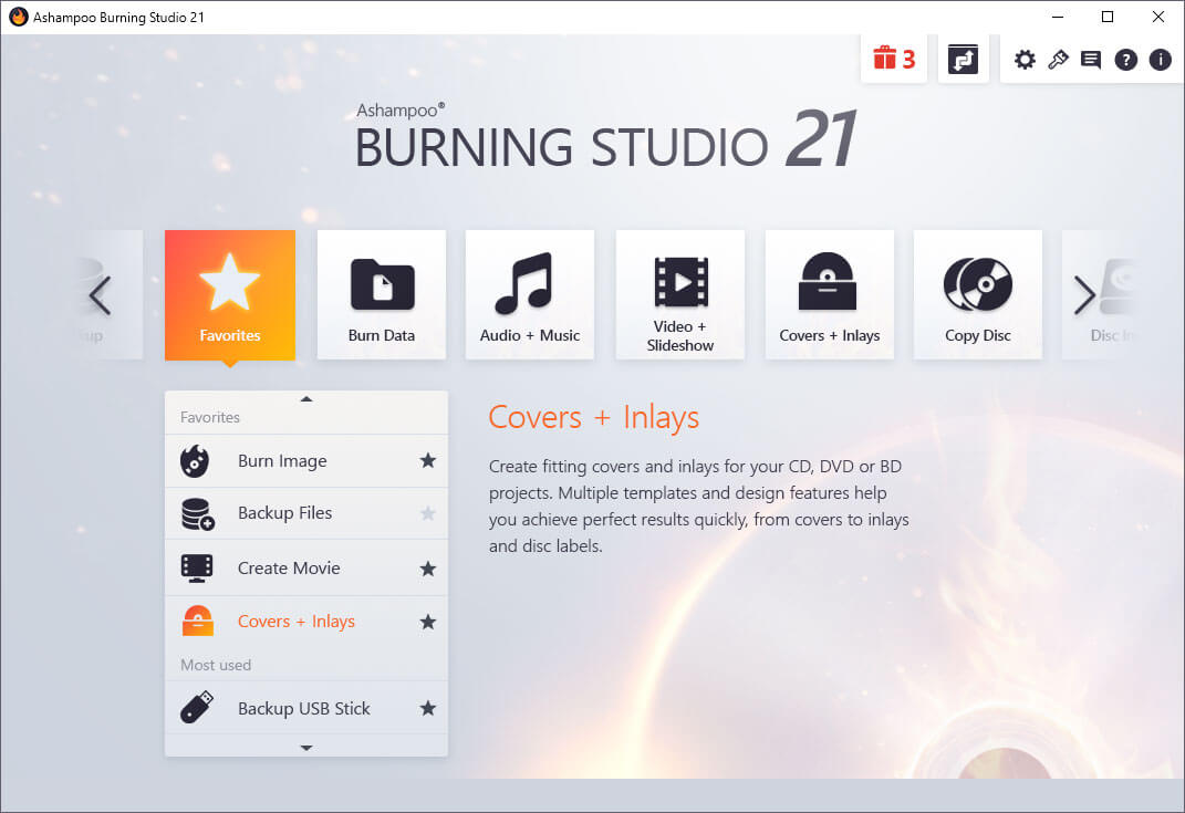 Ashampoo Burning Studio 22.0.0 Crack + License Key Free Download