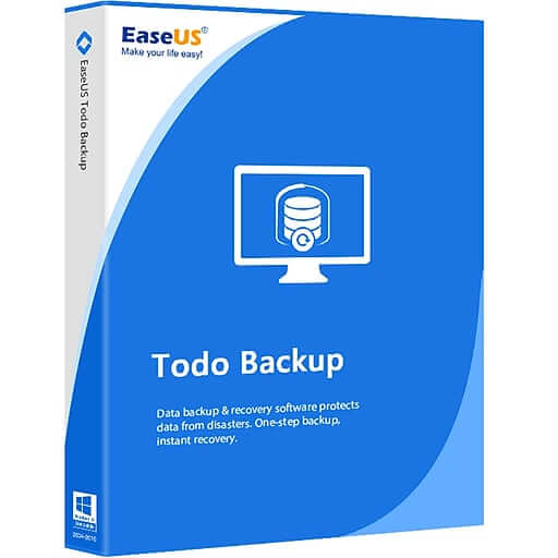EaseUS Todo Backup 13.5 Crack With Activation Code [Latest]