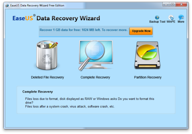 EaseUS Data Recovery Wizard 13.6 Crack + Serial Key Latest Download