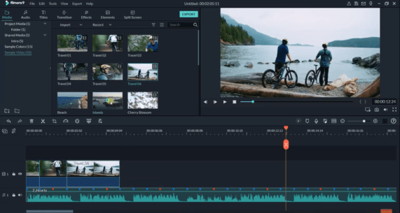 Wondershare Filmora Crack 10.0.7.0 & License Key Full Free Download