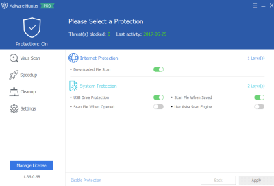 Glarysoft Malware Hunter Pro 1.116.0.708 Crack Full Version {2021}
