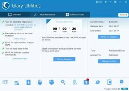Glary Utilities Pro 5.157.0.183 With Key (Latest Version) 2021
