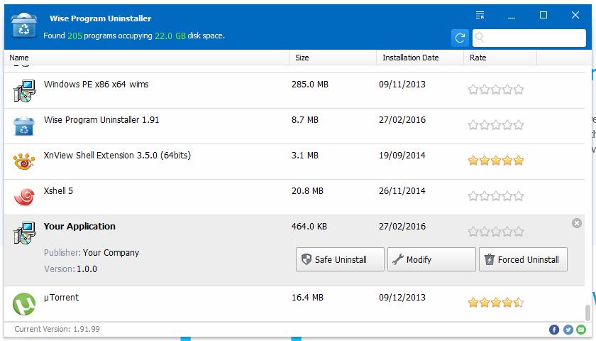 Wise Program Uninstaller 2.3.9 Build 143 With Crack 2021