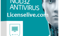 ESET NOD32 Antivirus 2021 Full Crack + Key (LifeTime) Latest