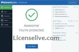 Malwarebytes 4.3.0 Crack With License Keygen Latest {2021}
