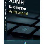 AOMEI Backupper Professional Crack 6.4.0 Key Download