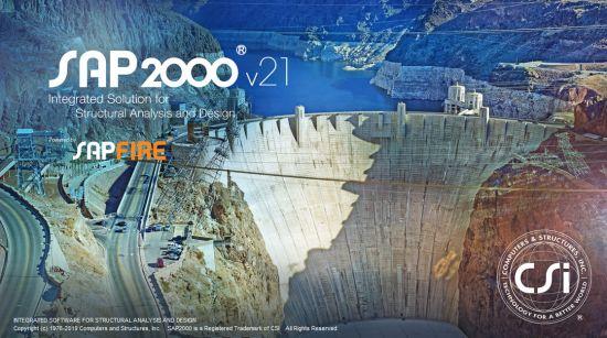SAP2000 23.0.0 Build 1697 Crack 2021 License Key Download