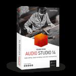 MAGIX SOUND FORGE Audio Studio 15.0.0.40 Full Crack Free Download