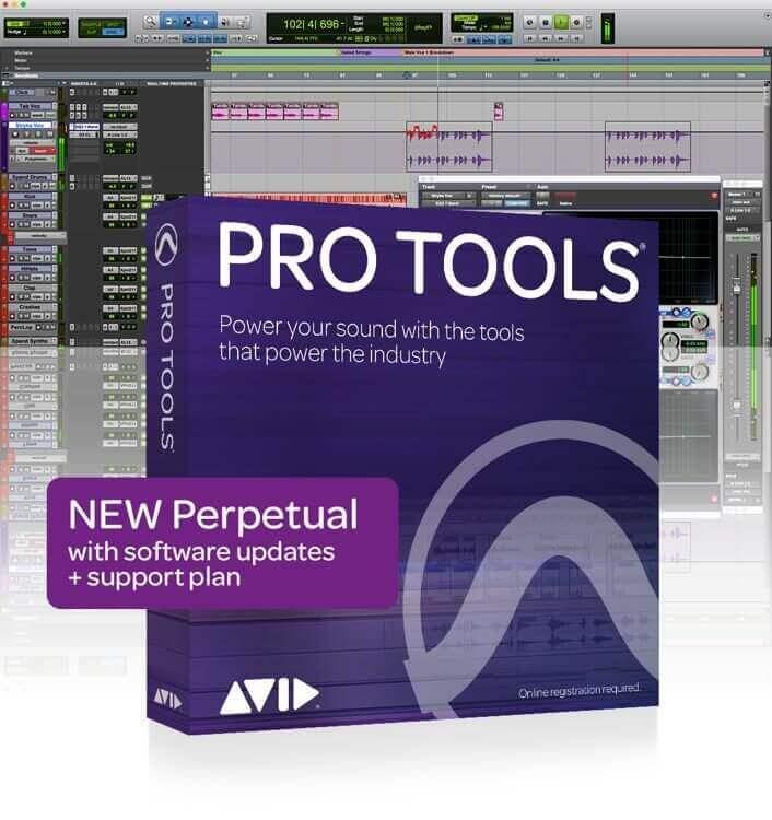 Avid Pro Tools full working crack