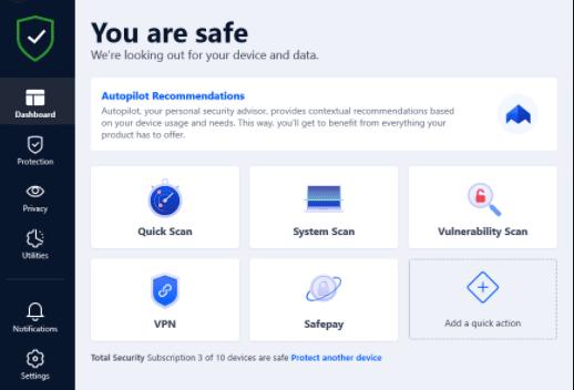 Bitdefender Total Security free download
