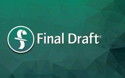 Final Draft 2021 crack