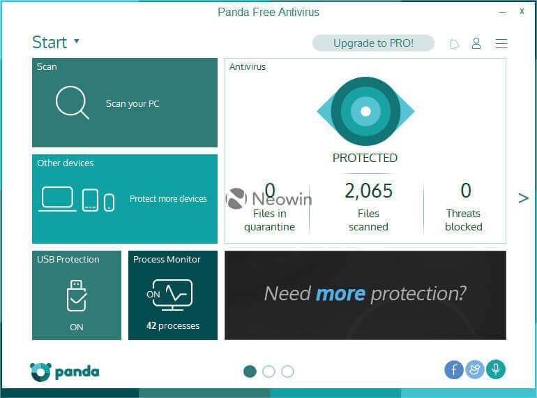 Panda Antivirus Pro crack download