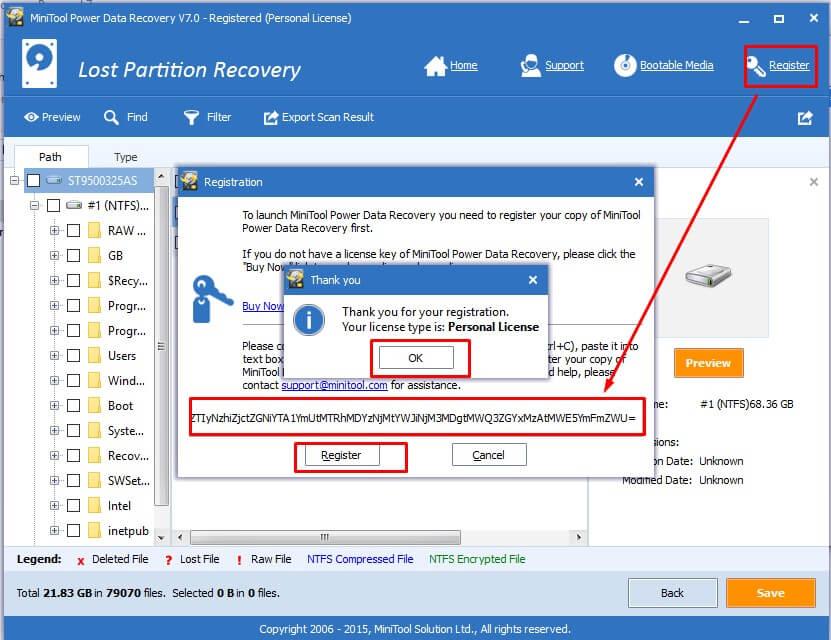 minitool power data recovery latest version